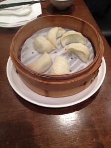 Fish Steamed Dumplings