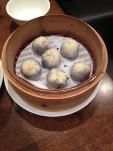 Steamed mashed Red Bean Paste Dumplings