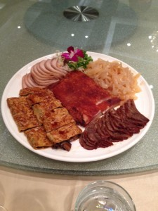 Chinese Cold Cut Platter