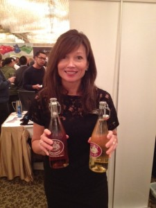 Sara Park of Sea Cider Farm & Ciderhouse