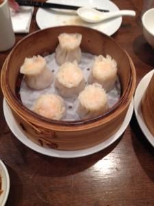 Shrimp & Pork Dumplings