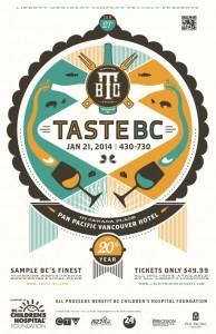 taste bc 2014