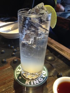 housemade Ginger Ale