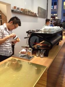 Timber Train Coffee