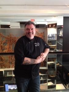 Chef Jason Rosso