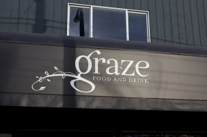 graze sign
