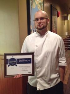 Chef Simon McLeod