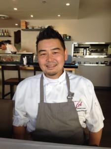Chef Tatsuya Katagiri