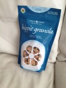 Hippie Granola Vanilla Almond