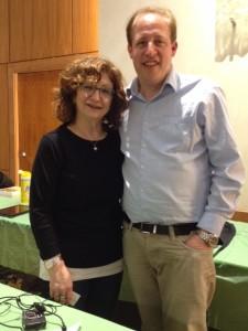 Bonnie Stern & Richard Wolak