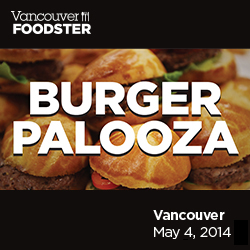 Tasting Plates presents Burger Palooza May 4