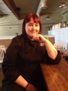 Chef Karen McAthy