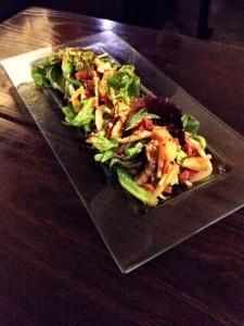 Kimchi Garden Salad