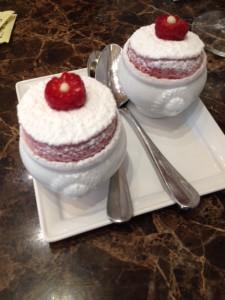 Berry Souffle