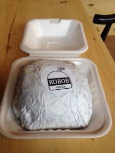 BUlgogi Korean Rice Burger