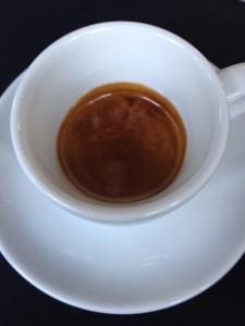 The smooth Nuovo Espresso