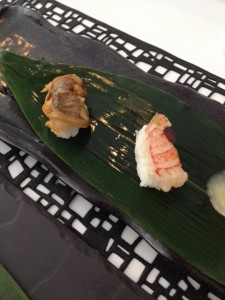 Manila Clam and Humpback Shrimp