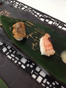 Manila Clam and Humpback Shrimp