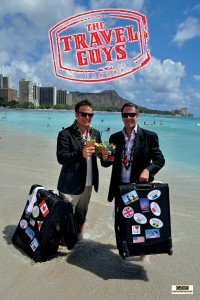 Travel Guys Poster