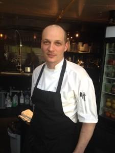 Chef Tony Marzo