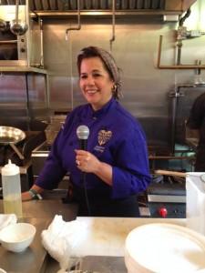 Chef Susana Trilling