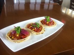 Taco Chorizo Taco