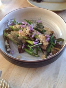 The Asparagus Salad