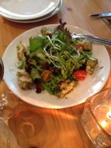 Farm City Co-op Spring Green Salad