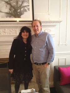 Ruth Reichl & Richard Wolak