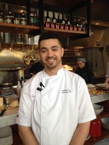 Executive Chef Jonathan Chuy