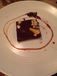Hazelnut Chocolate Delice