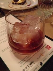The Kurgan cocktail