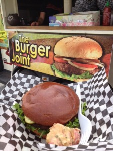 The Burger Joint by Mangal Kiss