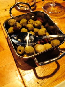Olives & Almonds