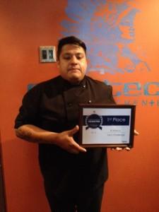 Chef Jesus Brown Garcia