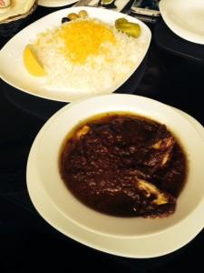 Fesenjoon Stew