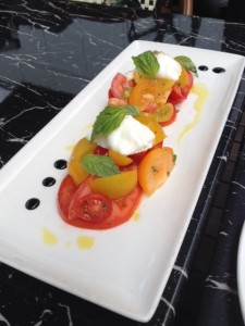 Tomato & Burrata Salad