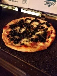 Taste of Spring Pizza