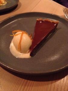 Maralumi Chocolate Tart