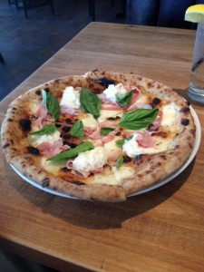 The Burratta Pizza