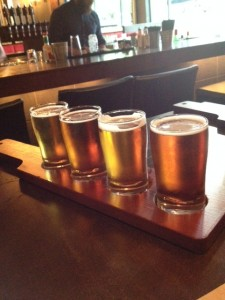 Getaway Lager, Bootlegger Amber Ale, Lawless IPA, Smuggler Scotch Ale