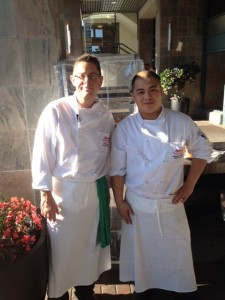 Chefs at the American Grille