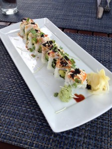 Nova Scotia Lobster Maki