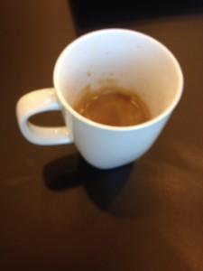 JJ Bean espresso