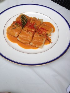 Panang Fish Curry