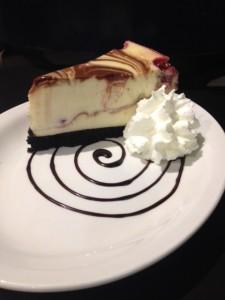 The Sin Cheesecake