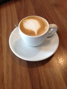 Espresso Machiatto