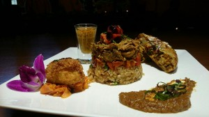Trio of Moroccan Curry