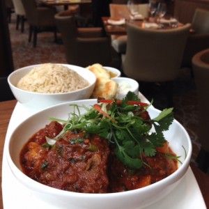 Braised Short Rib and Parsnip Curry