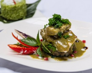 U and I Thai Green Queen Curry